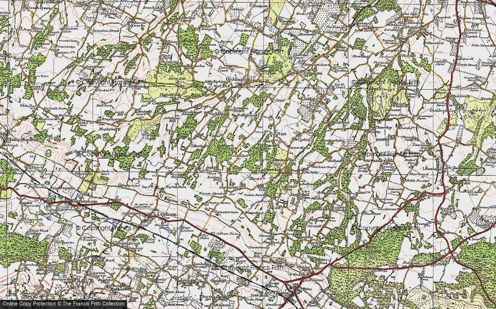 Wyebanks, 1921