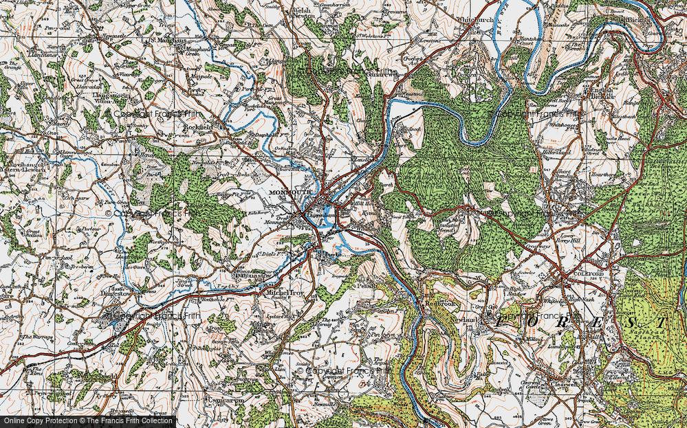 Wyesham, 1919