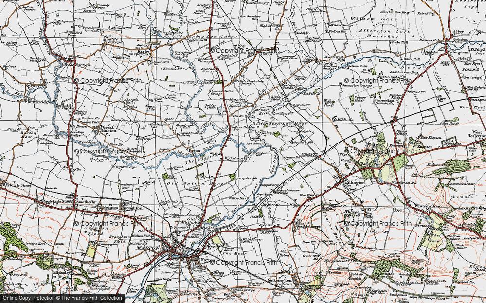 Wykeham, 1925