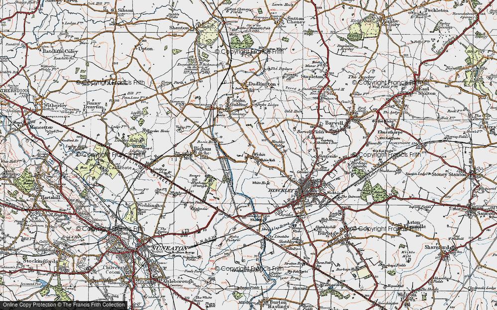 Wykin, 1921
