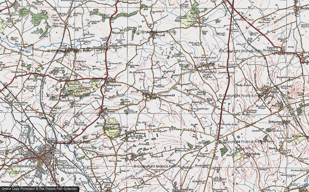 Wymeswold, 1921