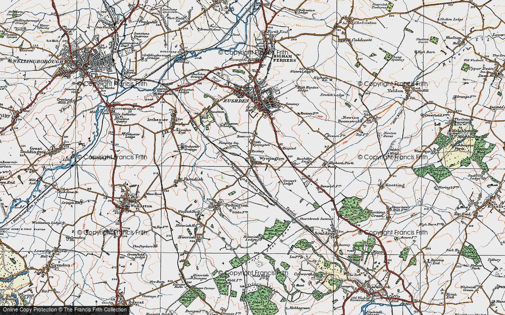 Wymington, 1919