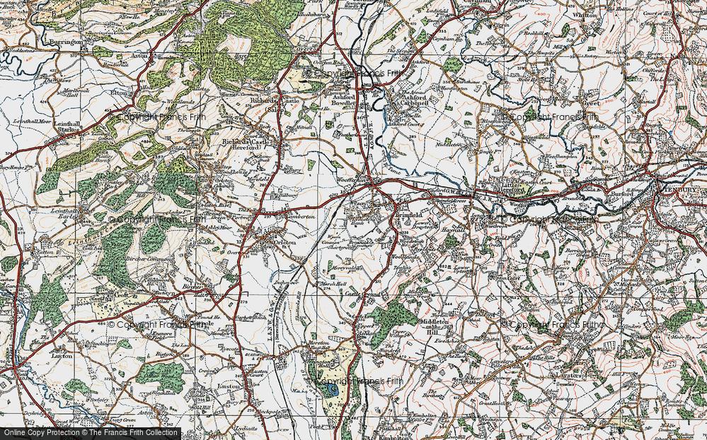 Wyson, 1920