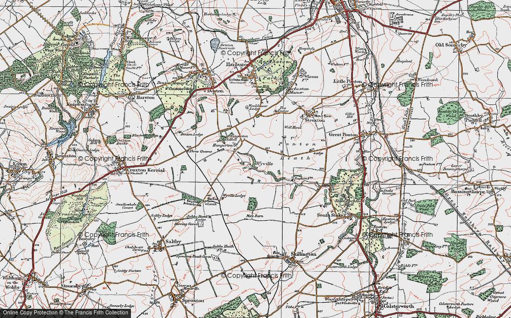 Wyville, 1921