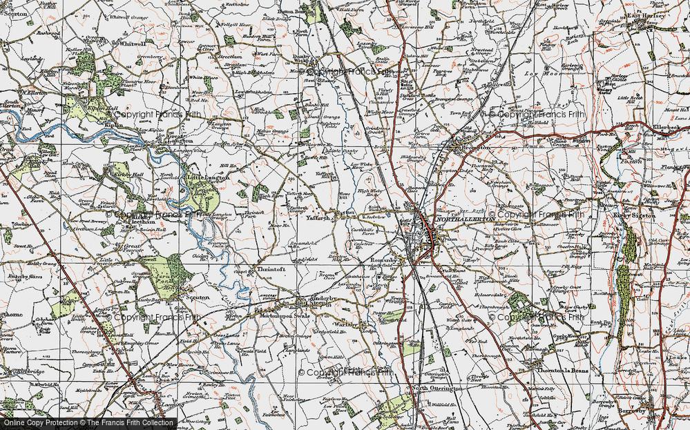 Yafforth, 1925