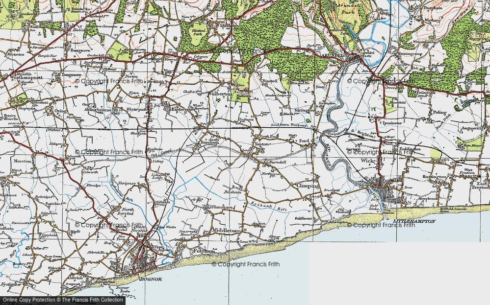 Yapton, 1920