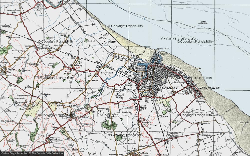 Yarborough, 1923