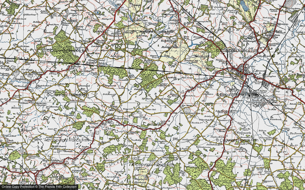Yardhurst, 1921