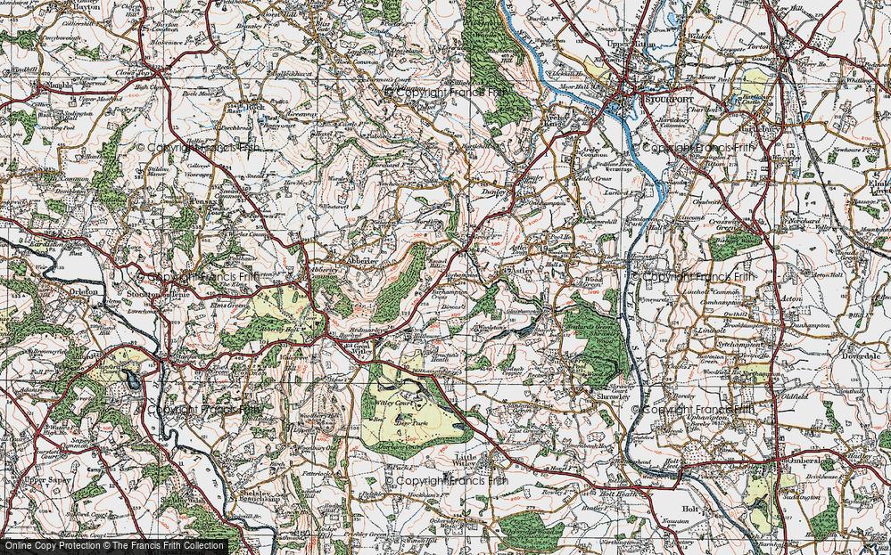 Yarhampton, 1920