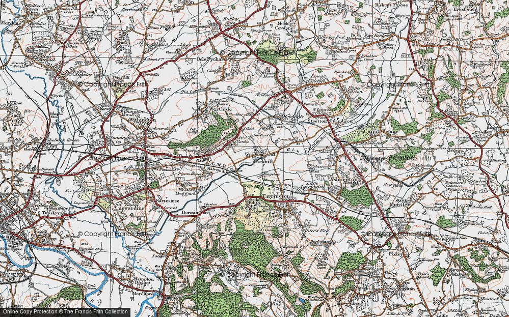 Yarkhill, 1920