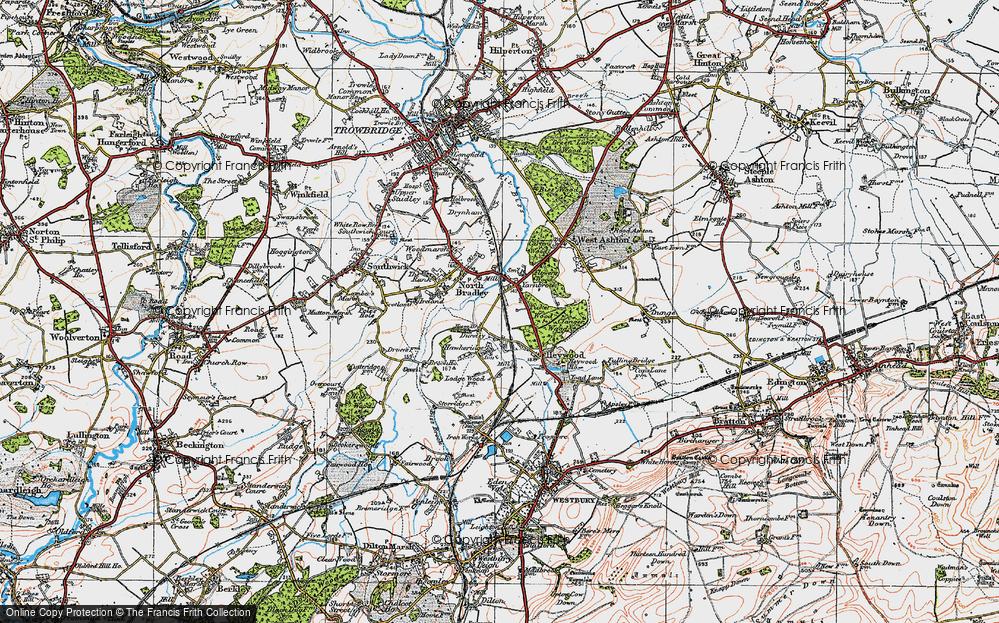 Yarnbrook, 1919