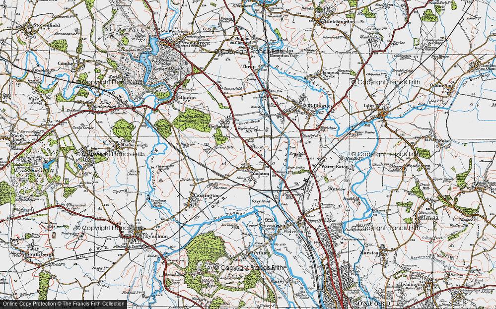Yarnton, 1919