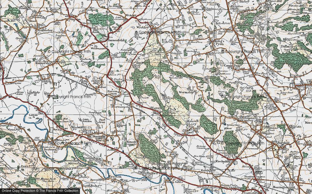 Yarsop, 1920