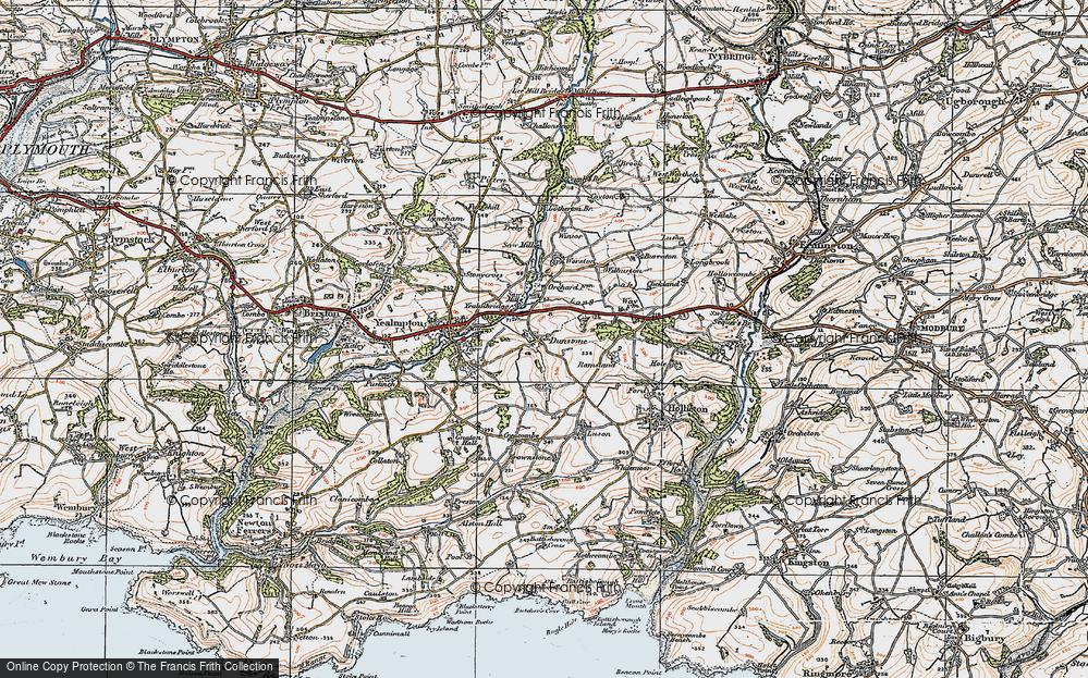 Yealmbridge, 1919