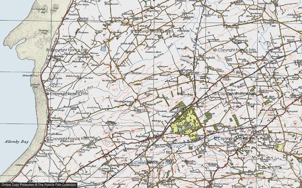 Yearngill, 1925