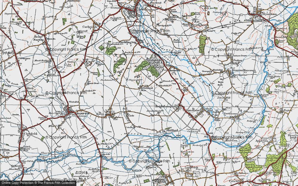 Yelford, 1919