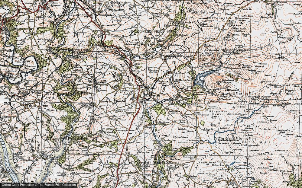 Yelverton, 1919