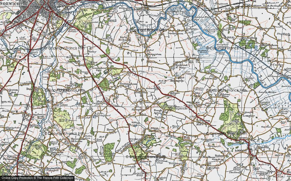 Yelverton, 1922