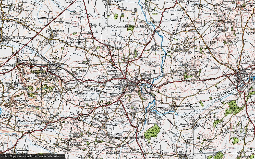 Yeovil, 1919