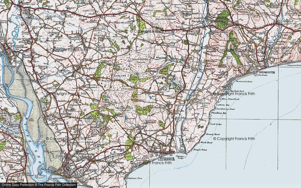 Yettington, 1919