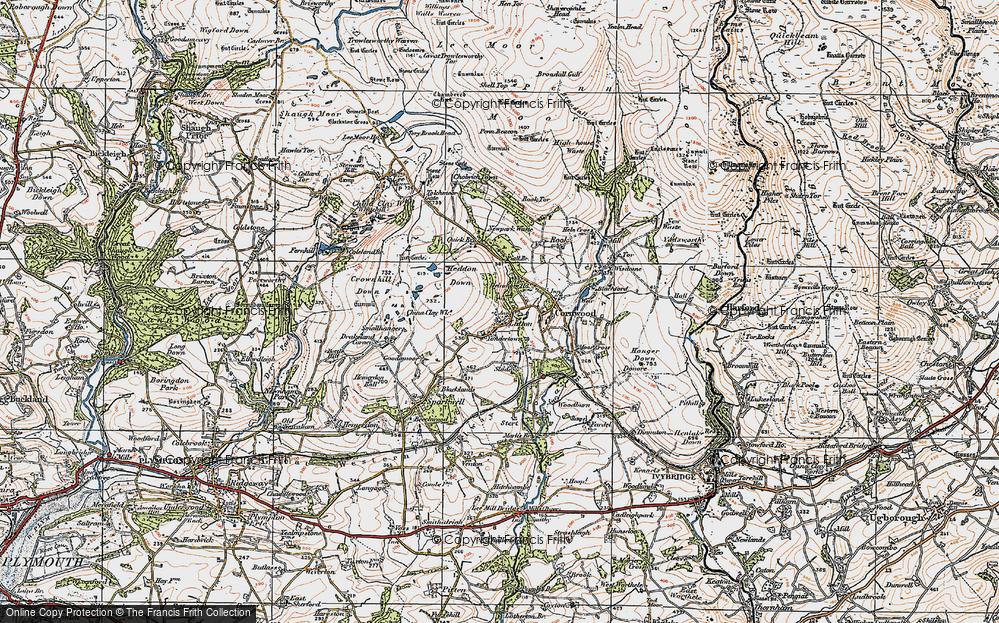 Yondertown, 1919