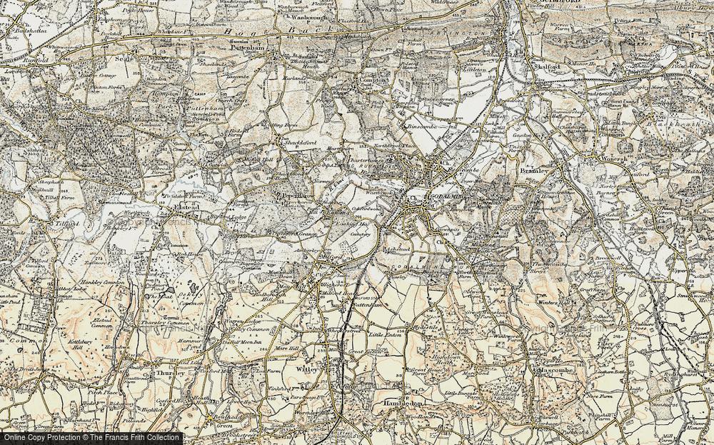 Aaron's Hill, 1897-1909
