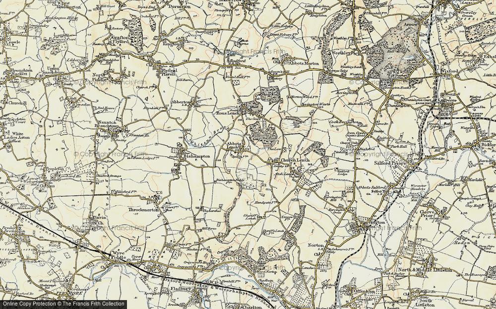Ab Lench, 1899-1901