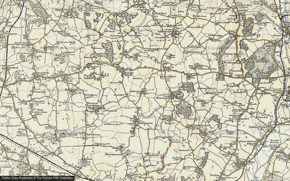 Abberton, 1899-1901