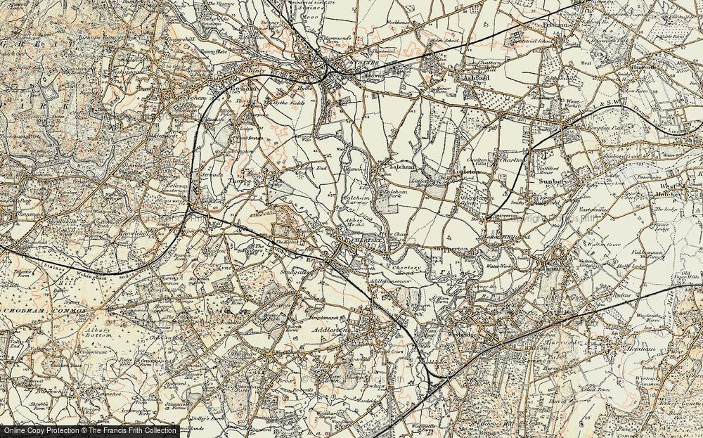 Abbey Mead, 1897-1909