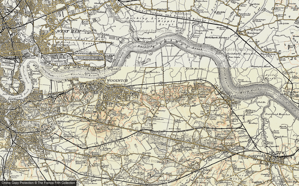 Abbey Wood, 1897-1902