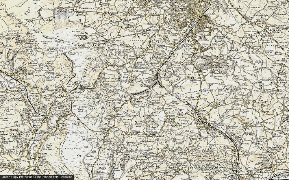 Abbeydale Park, 1902-1903
