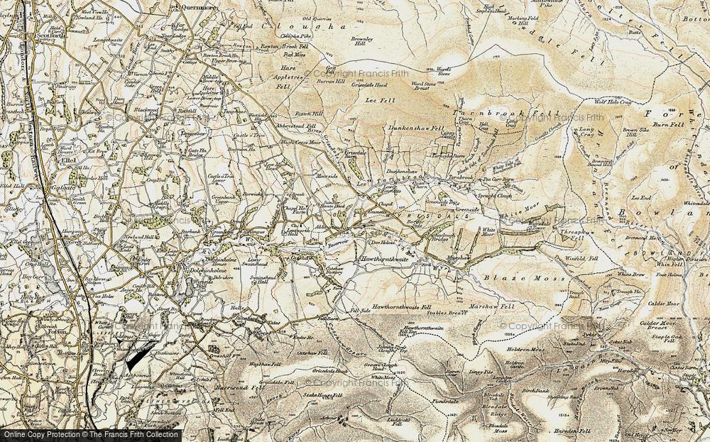 Abbeystead, 1903-1904