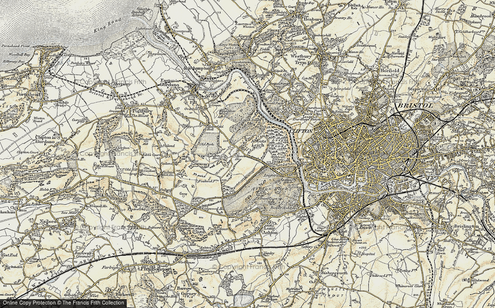 Abbots Leigh, 1899