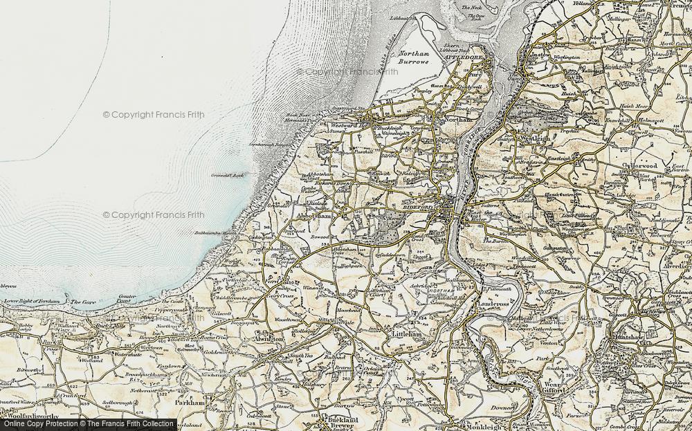 Abbotsham, 1900