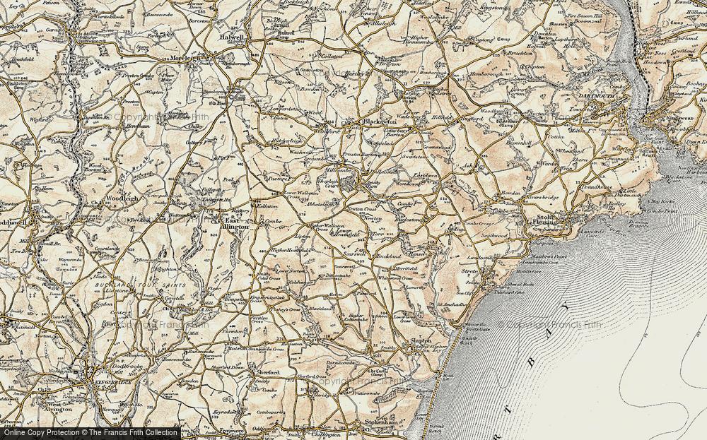 Abbotsleigh, 1899