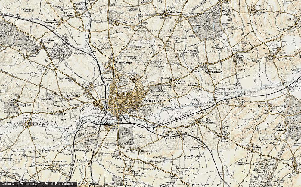 Abington, 1898-1901