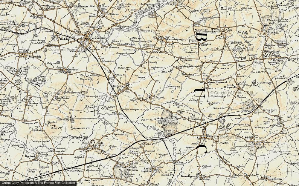 Adstock, 1898