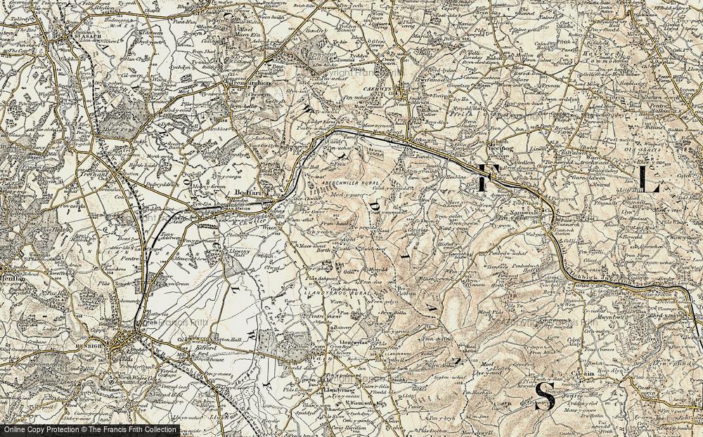 Aifft, 1902-1903