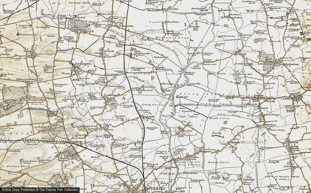 Aike, 1903-1908