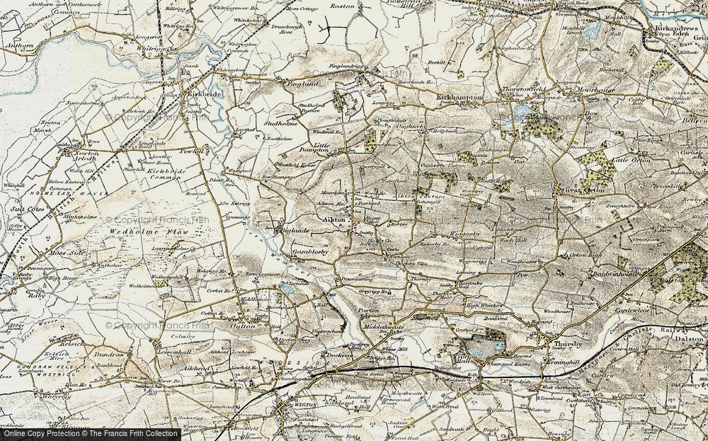 Aikton, 1901-1904