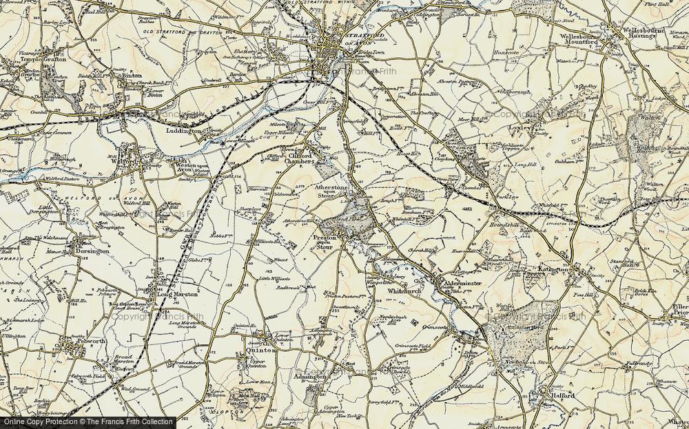 Ailstone, 1899-1901