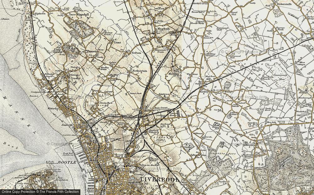 Aintree, 1902-1903
