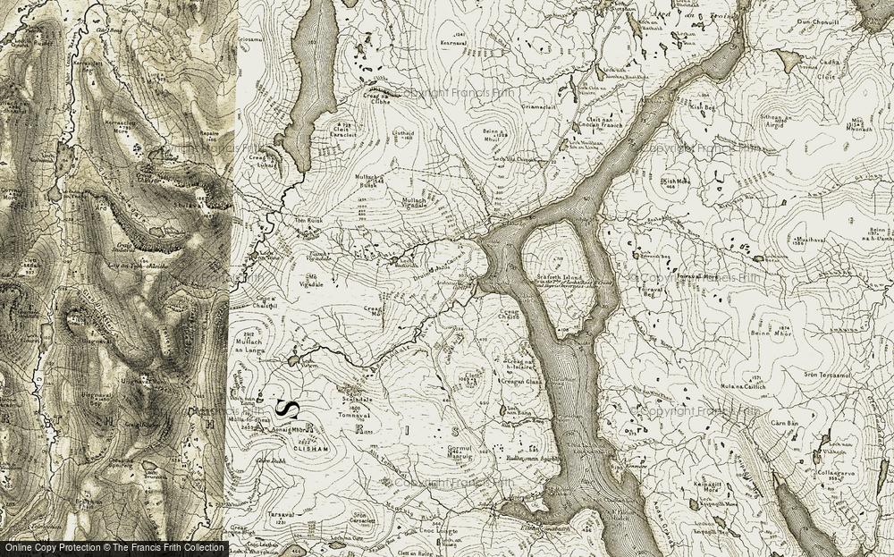 Àird a' Mhulaidh, 1911