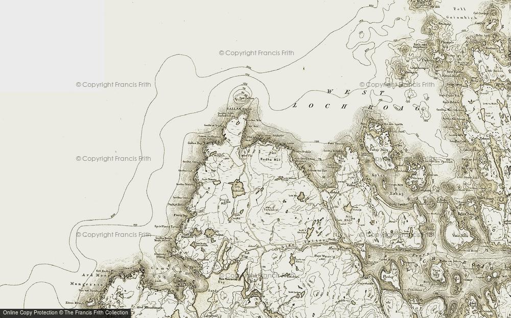 Àird Uig, 1911
