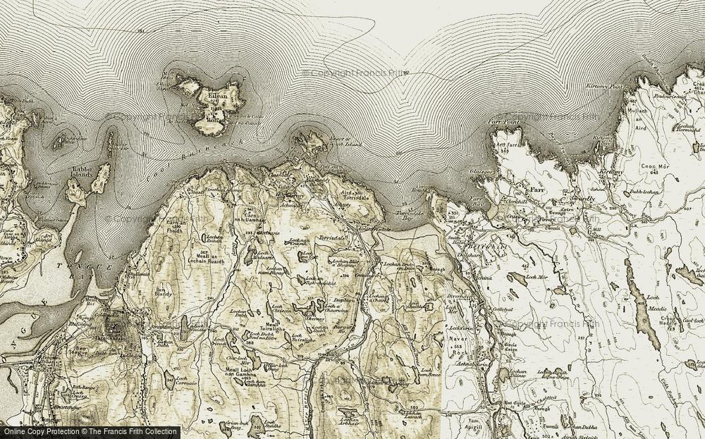 Airdtorrisdale, 1910-1912