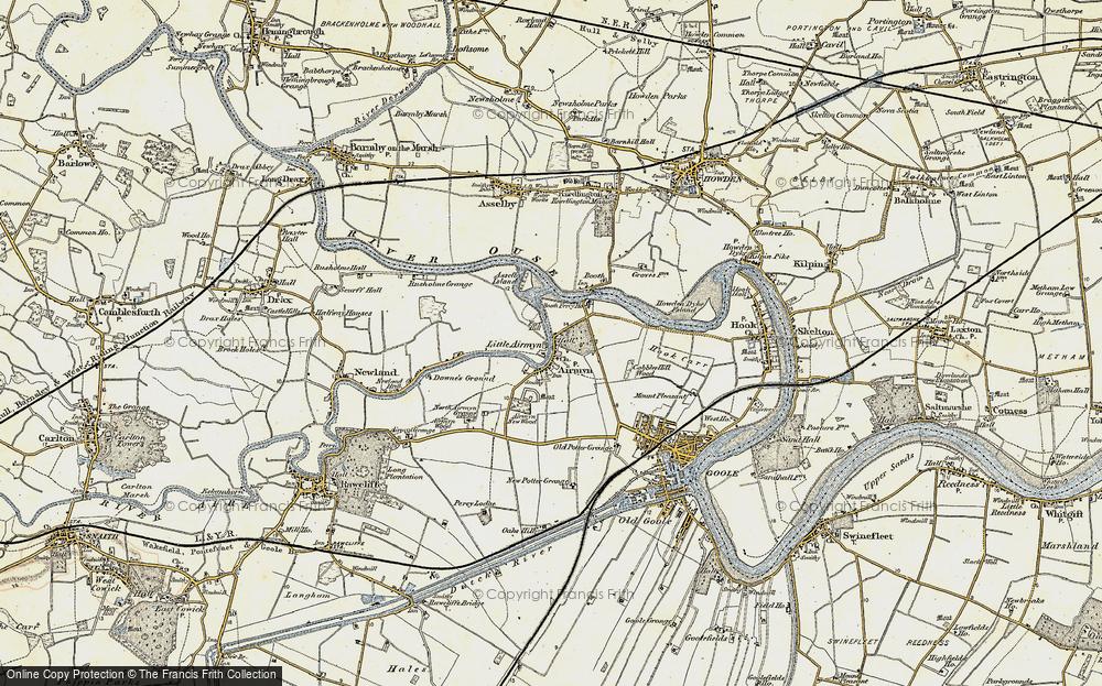 Airmyn, 1903