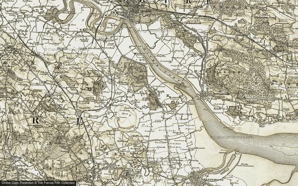 Airth, 1904-1906