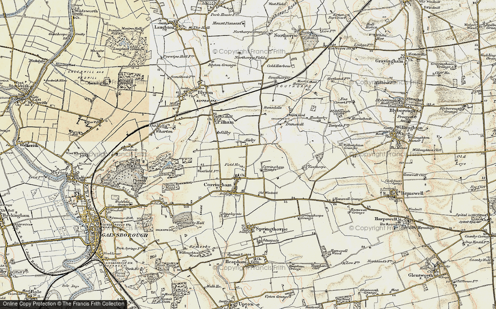 Aisby, 1903