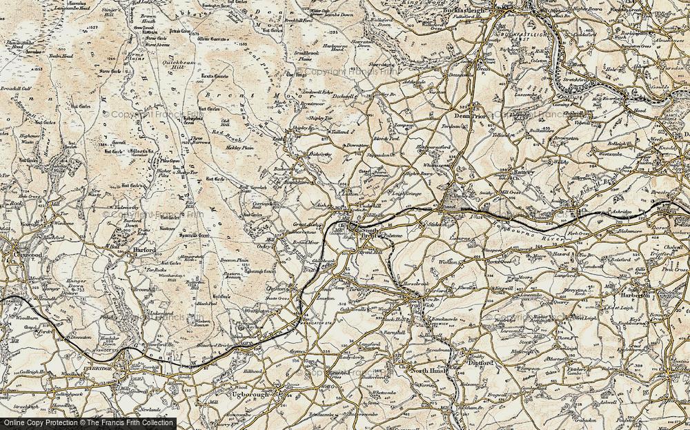 Aish, 1899