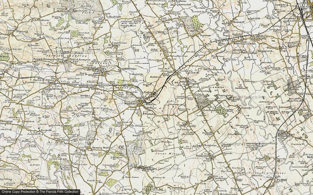 Aiskew, 1904